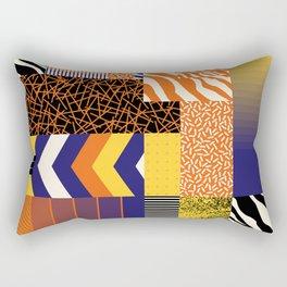 ivory coast Rectangular Pillow