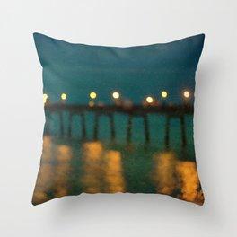 Deal After Sunset 2 Throw Pillow