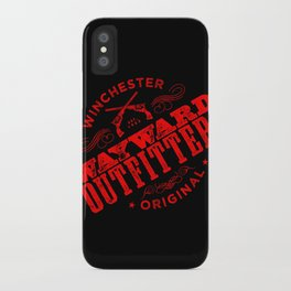 Wayward Outfitters iPhone Case