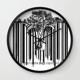 unzip the code. Wall Clock