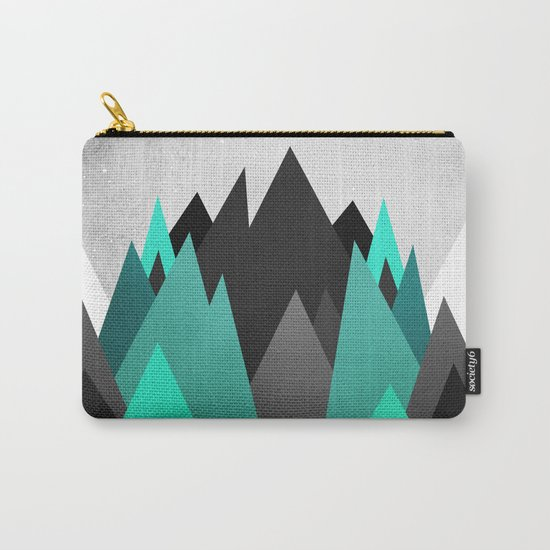 Cold Planet Carry-All Pouch