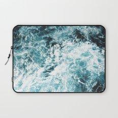 Sea Waves Laptop Sleeve