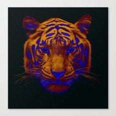 Tiger Pop Canvas Print