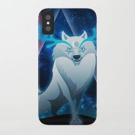 The wonder wolf iPhone Case