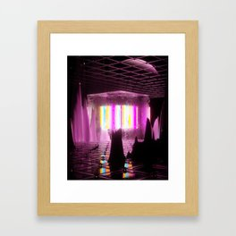 KERFUFFLE Framed Art Print
