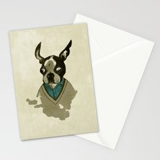 perfect gentleman Stationery Cards