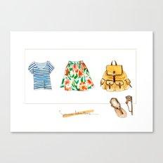 Summer Adventures Canvas Print