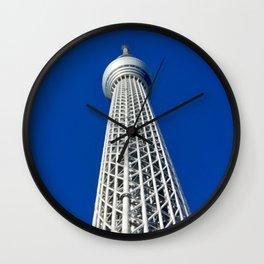 Skytree Wall Clock