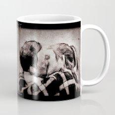 the KISS - Black Rose Edition Coffee Mug