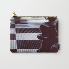 Chess Perspective Carry-All Pouch