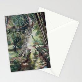 Quelque part au Jardin de Pamplemousse Stationery Cards