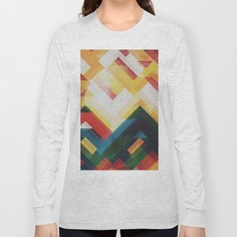 Mountain of energy Long Sleeve T-shirt
