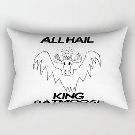 King Batmoose Rectangular Pillow
