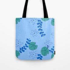 Lily Pond Tote Bag