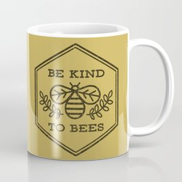 Be Kind To Bees Coffee Mug