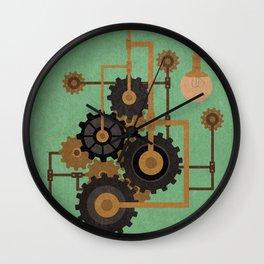 Idea Generator Wall Clock