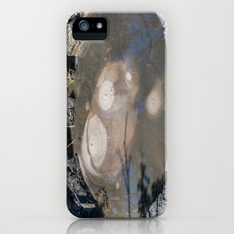 Smile of the Earth iPhone Case