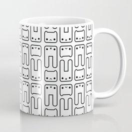 Cats & Rabbits [KVLTDETH] Coffee Mug