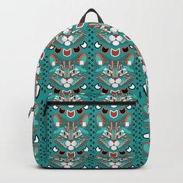 Cubist Cat Backpack