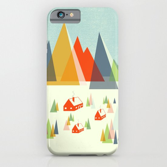 The Foothills iPhone & iPod Case