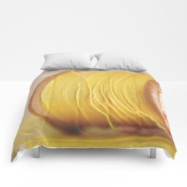 y is for yellow Comforters