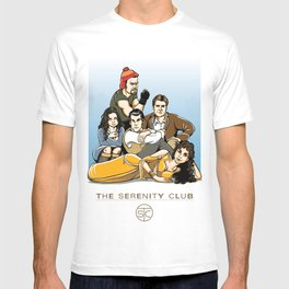The Serenity Club T-shirt