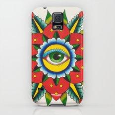 Eye Mandala Slim Case Galaxy S5