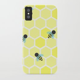 Oh Honey iPhone Case