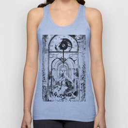 LUZ DE AFTER Unisex Tank Top