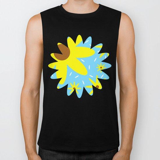 Nothing But Flowers Biker Tank