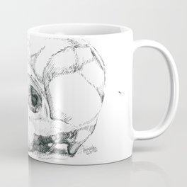 Macabre Beauty Coffee Mug