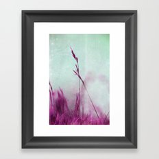 fine II Framed Art Print