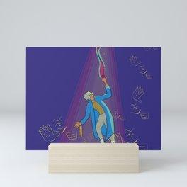 Electric Griot: Elevate Mini Art Print