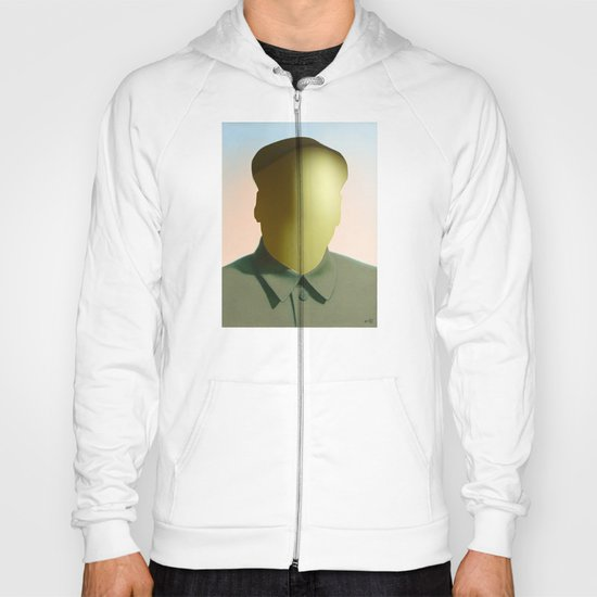 Mao as wound 2 Collage Hoody