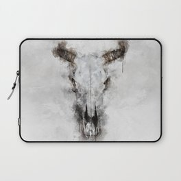 Animal skull Laptop Sleeve