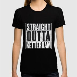 Straight Outta Ketterdam T-shirt