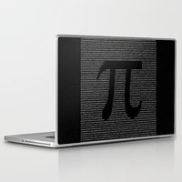 pi Laptop & iPad Skins featuring Pi by The Colour Wheel