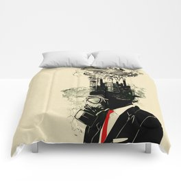 Businessman Comforters