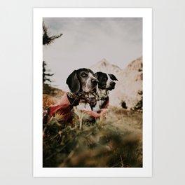 /// WILD WILD PACK /// Art Print