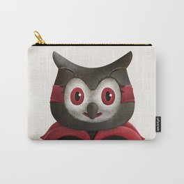 Xavier the Owl Carry-All Pouch