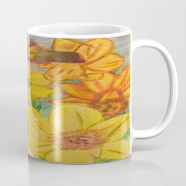 Daffies Coffee Mug