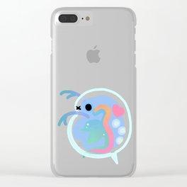Daphnia Clear iPhone Case