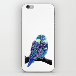 Budgie iPhone Skin