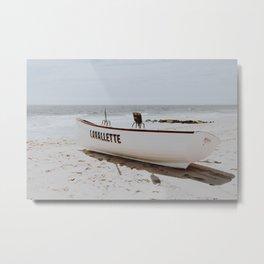 Boat Life II / Lavallette, New Jersey Metal Print