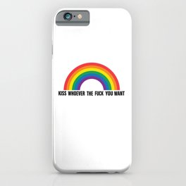 Pride Rainbow iPhone Case