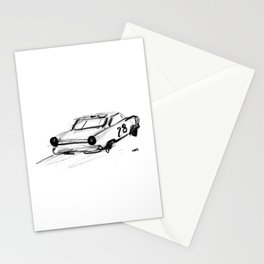 Muscle Car -  No. 28 Stationery Cards