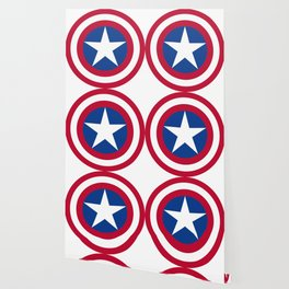 The Captain Shield Wallpaper