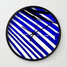 Kollage n°140 Wall Clock