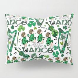 Irish Dance Pillow Sham