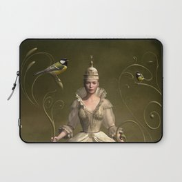 Kingdom of her own Laptop Sleeve